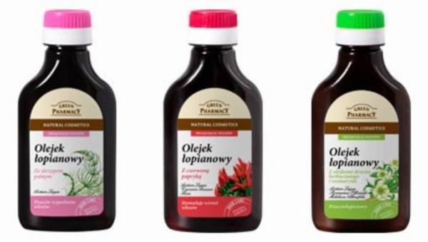 Wykorzystaj moc roślin! Olejki do kuracji włosów od Green Pharmacy