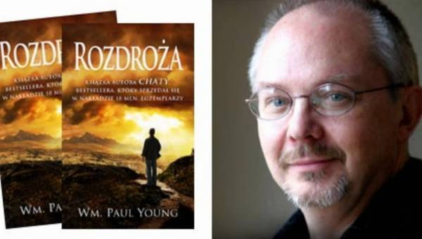 """Nowa powieść Paula Younga. Czy Young sprosta oczekiwaniom wiernych czytelników? Dowiedz się, co autor mówi o nowej książce """"Rozdroża""""!"""