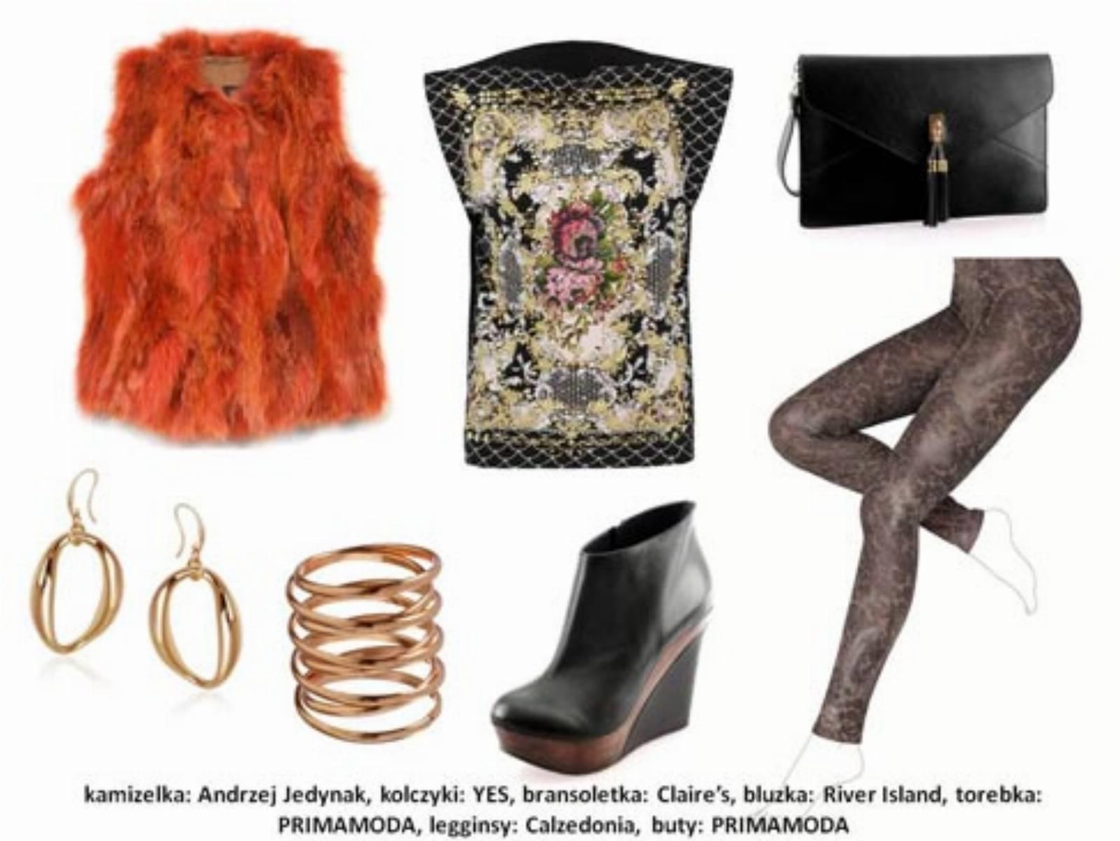 Stylizacje - zORIENTuj się w modzie