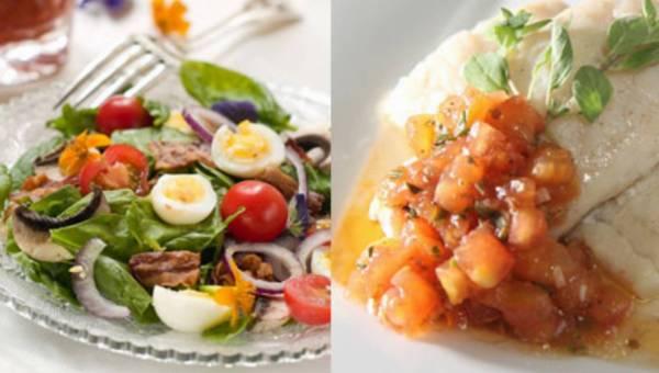 Dietetycznie świąteczne potrawy: Ryba w pomidorach i świąteczny Talerz Rozmaitości