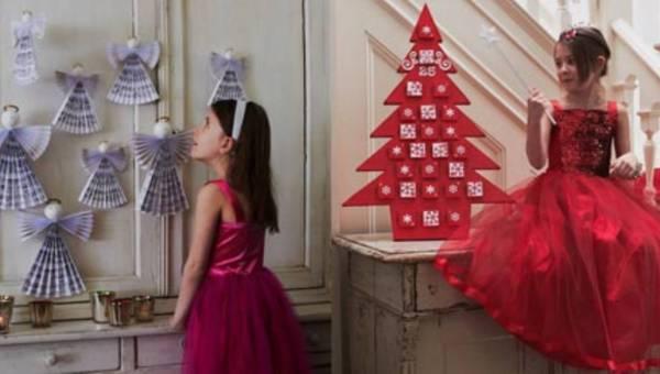 Pomysły na  ozdoby świąteczne krok po kroku