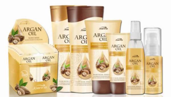Joanna Argan Oil – doskonała pielęgnacja włosów