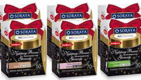 Konkurs: Świąteczny konkurs Soraya!