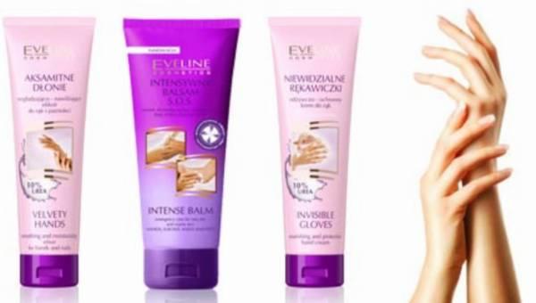 Gładkie i zadbane dłonie z Eveline Cosmetics
