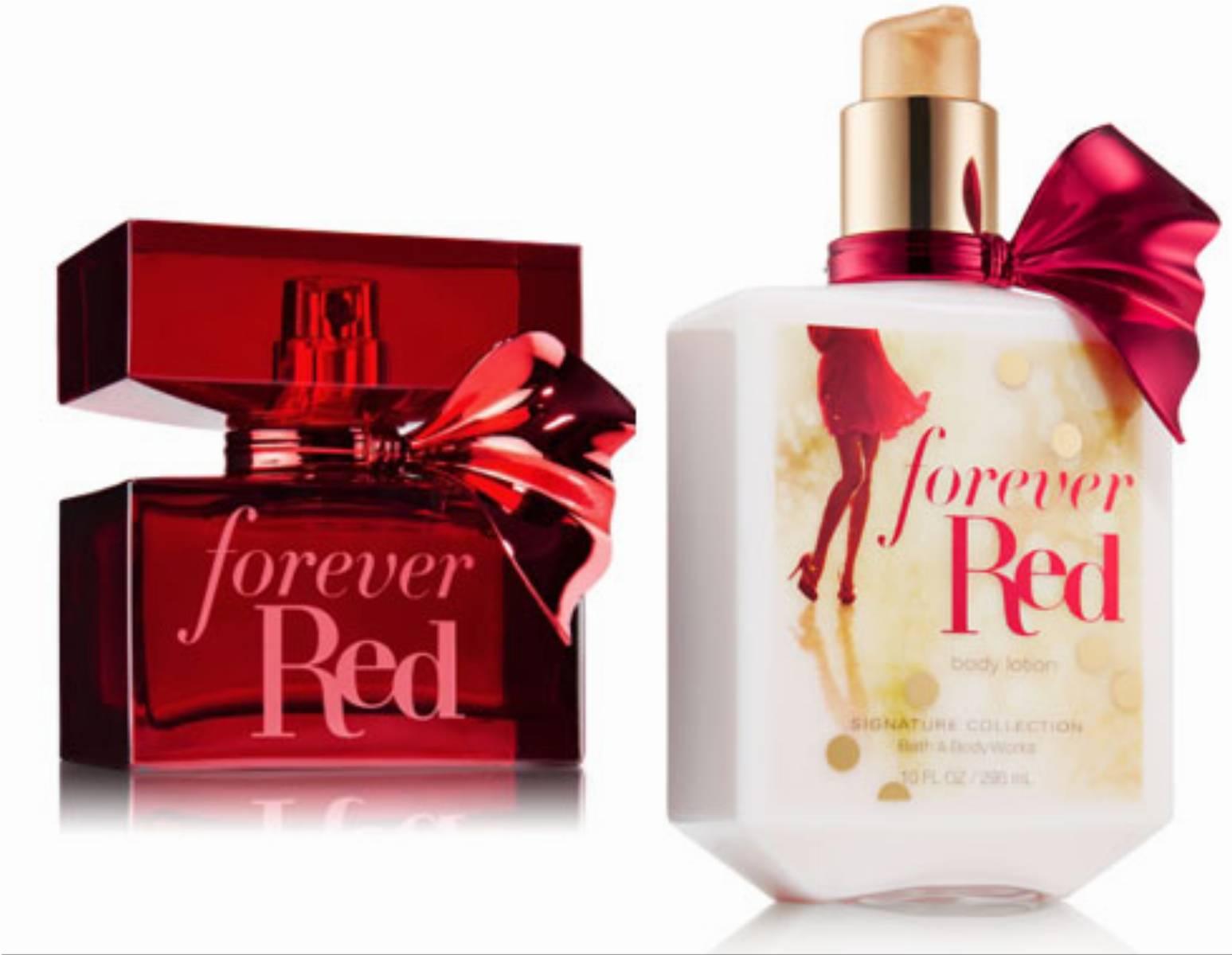 Woda i balsam Forever Red