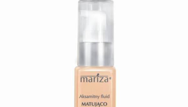 Mariza – aksamitny fluid matująco-kryjący