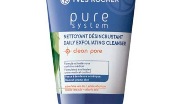 YVES ROCHER – Głęboko oczyszczający żel do mycia twarzy PURE SYSTEM