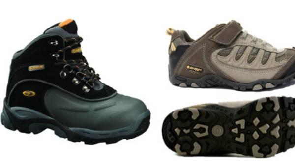 Z maluchem w górach – Dobierz odpowiednie buty