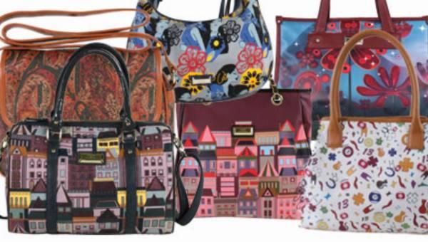 Carpisa – modne torby z nadrukiem