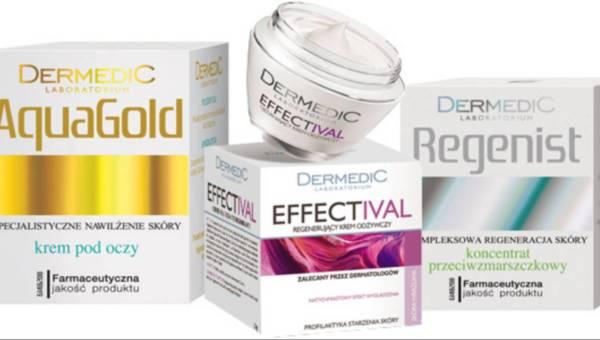 Regeneracja i odnowa skóry podczas snu z Dermedic
