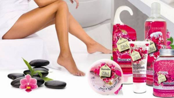 Chwila relaksu ze SPA Fascination Professional od Verona Products Professional