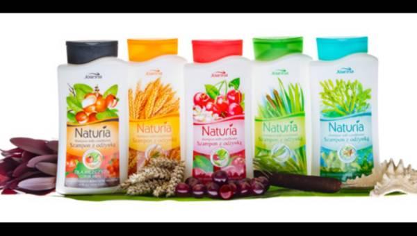 Joanna Naturia – Naturalne szampony z odżywką