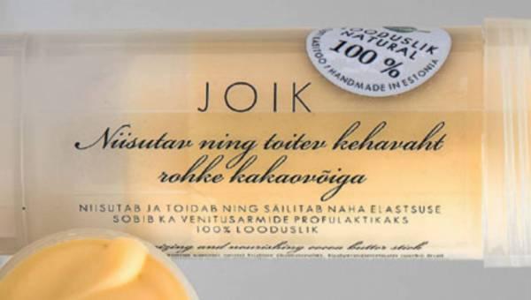 JOIK – nowe kosmetyki naturalne już w Polsce!