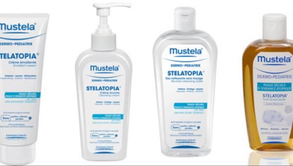 Mustela – Pomoc dla dzieci z AZS