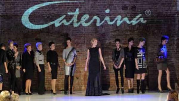Pokaz marki Caterina podczas gali PRCH Retail Awards 2011