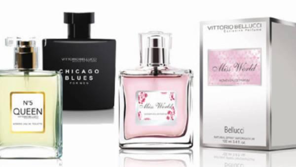 Vittorio Bellucci – zapachy dla kobiet i mężczyzn od Verona Products Professional