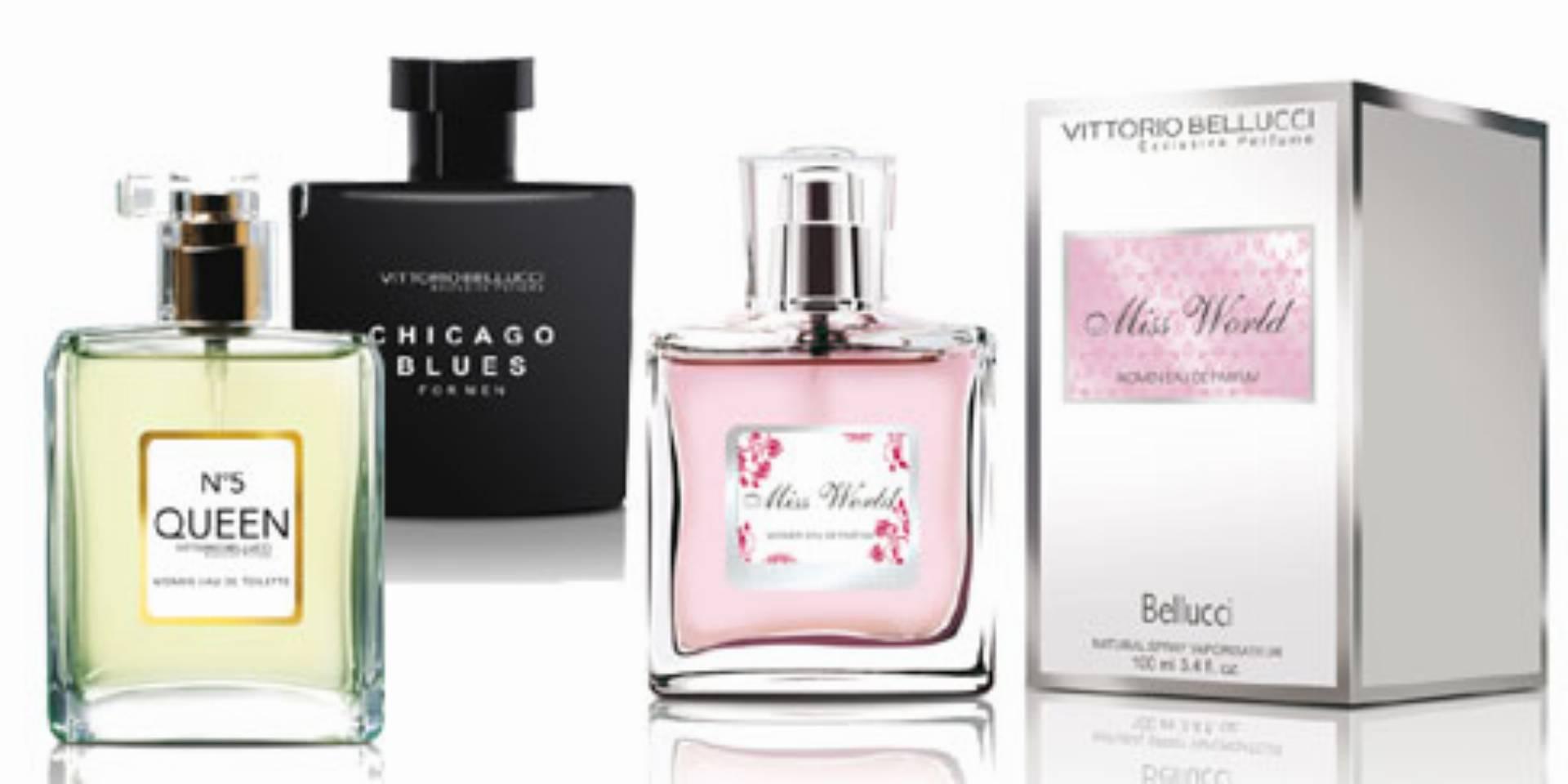 Vittorio Bellucci Exclusive Perfume