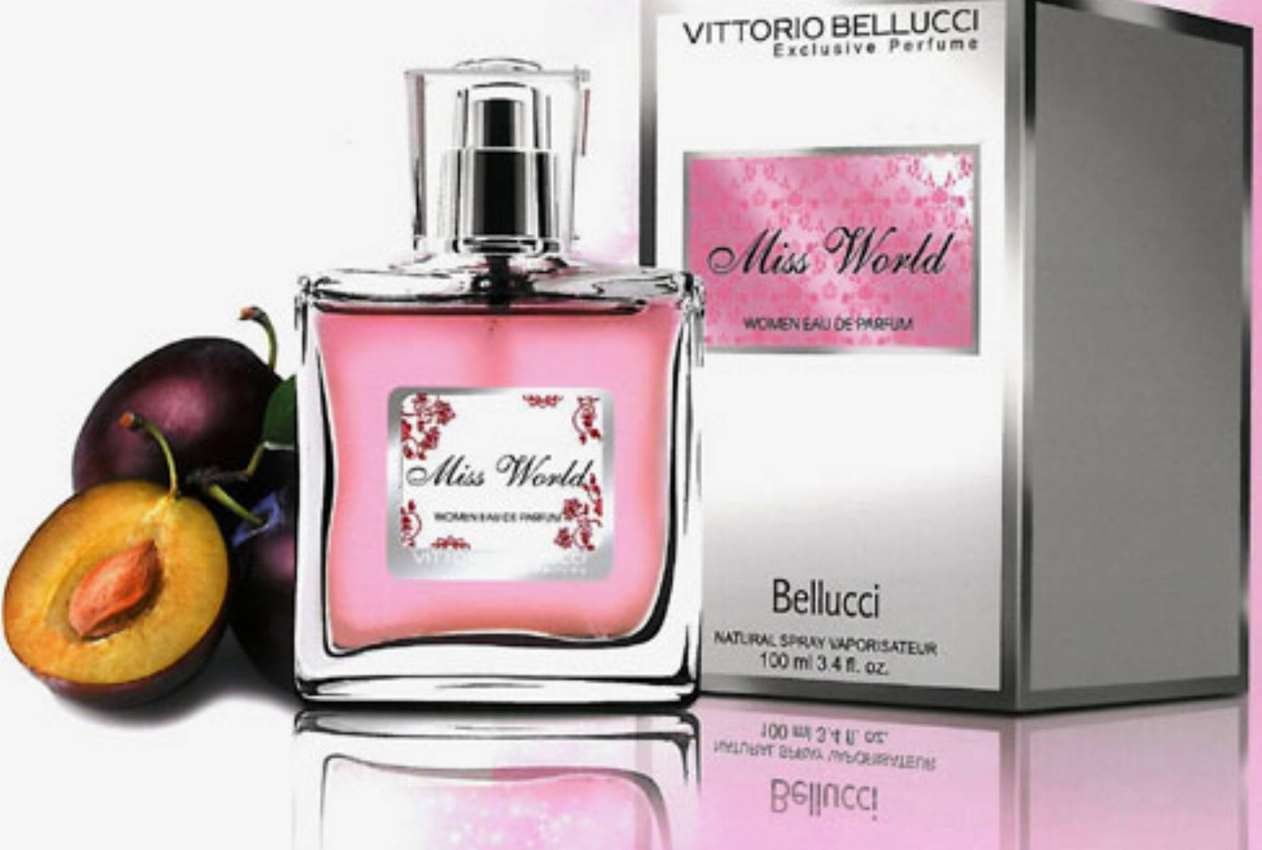 Vittorio Bellucci MISS WORLD