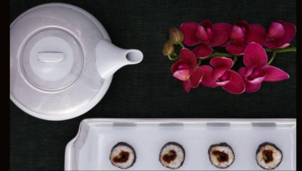 Sushi ? aranżacja stołu