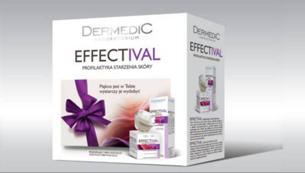 Konkurs: Odpowiedz na pytania i wygraj dermokosmetyki marki Dermedic z serii Effectival