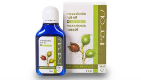 Naturalne olejki makadami – odżywiają i regenerują