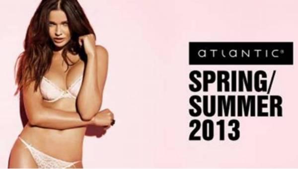 ATLANTIC – nowa kolekcja bielizny dla kobiet wiosna-lato 2013