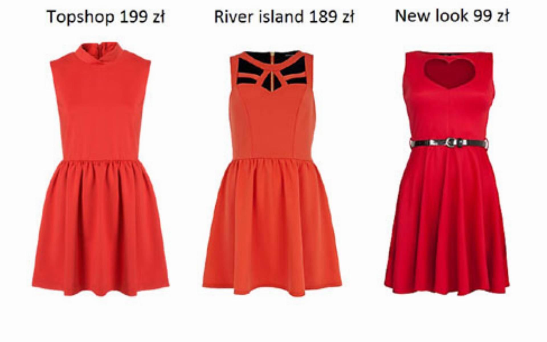 Czerwone sukienki (2)