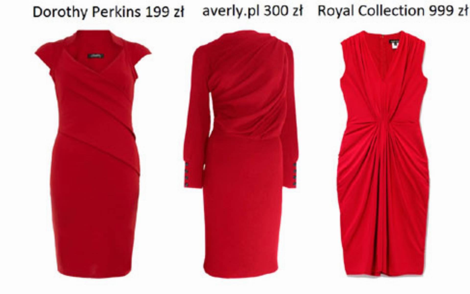 Czerwone sukienki (3)