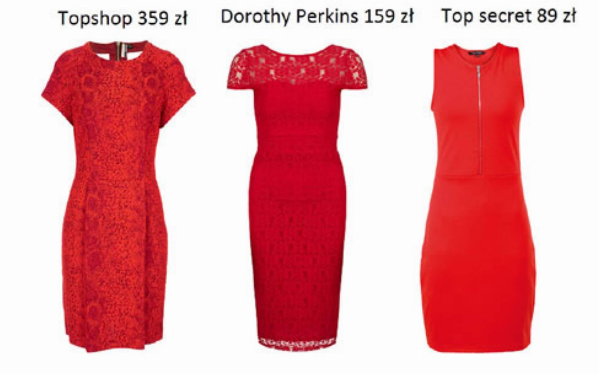Czerwone sukienki (5)