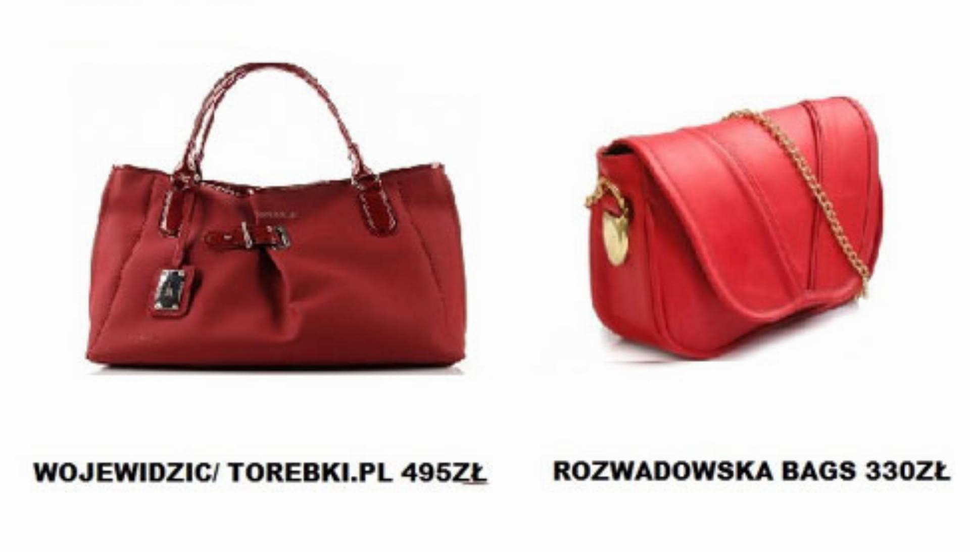 Czerwone torebki (10)