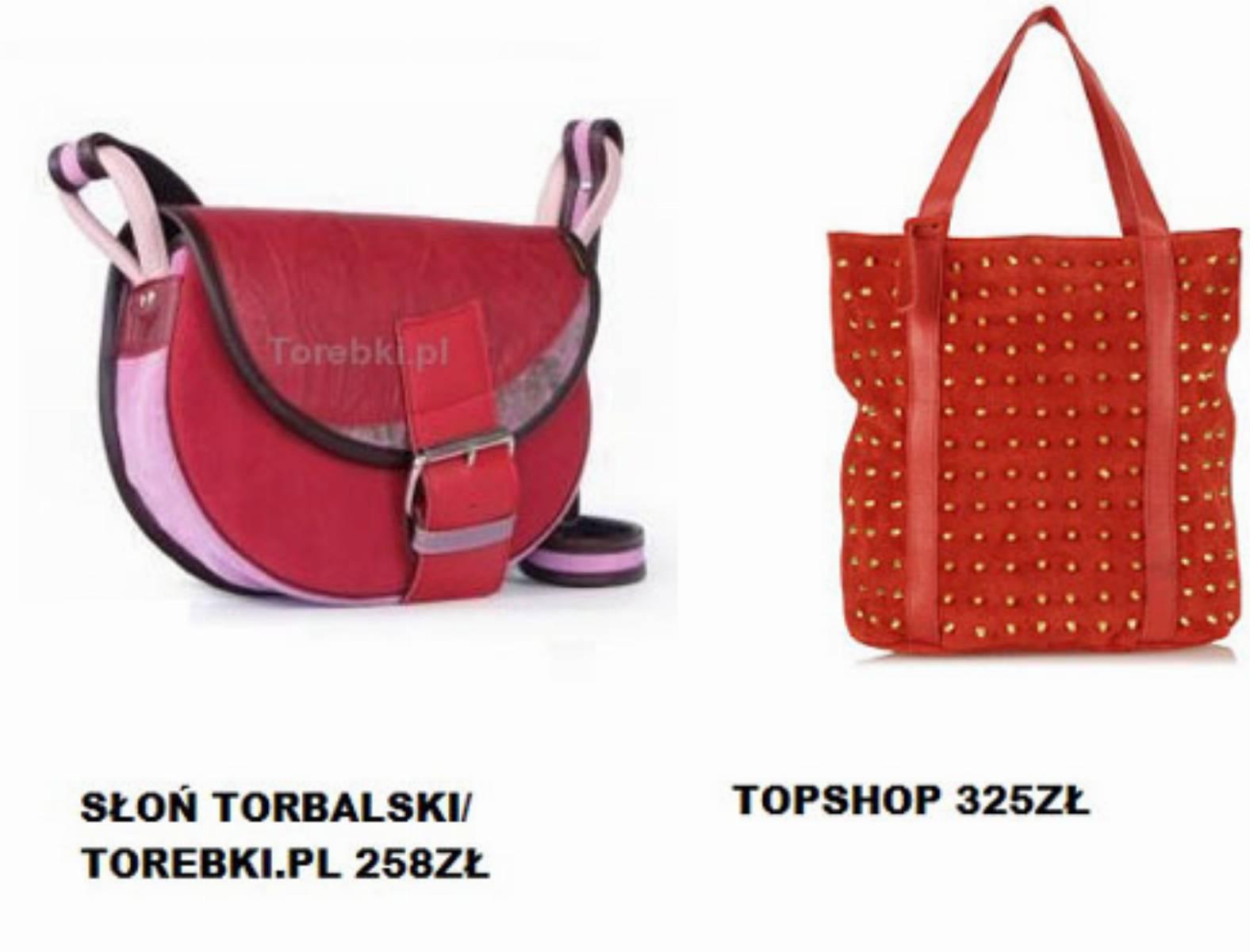 Czerwone torebki (4)