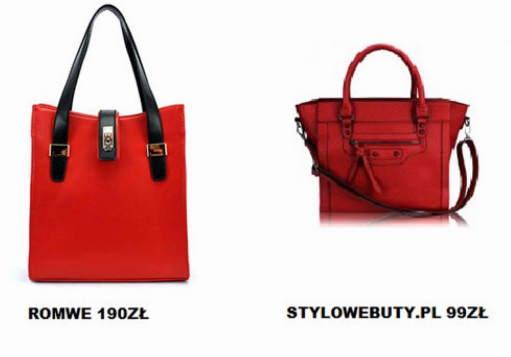 Czerwone torebki (9)