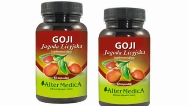 Goji – jagoda, która lat życia nam doda
