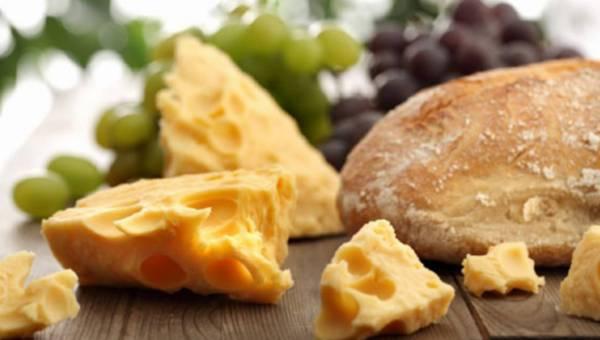 Na poprawę nastroju – ser żółty