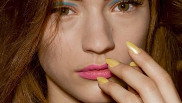 Modne paznokcie lato 2013 ! Ponad 40 inspirujących zdjęć