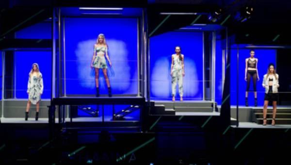 Rihanna dla River Island na London Fashion Week – launch kolekcji wiosna-lato 2013