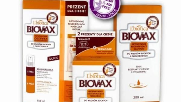 BIOVAX do włosów suchych i zniszczonych: intensywne nawilżanie, pełna regeneracja