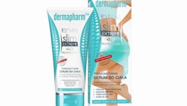 Dermapharm Slim EXTREME 4D Termoaktywne serum do ciała SMART BODY LOOK EXPERT od Eveline Cosmetics