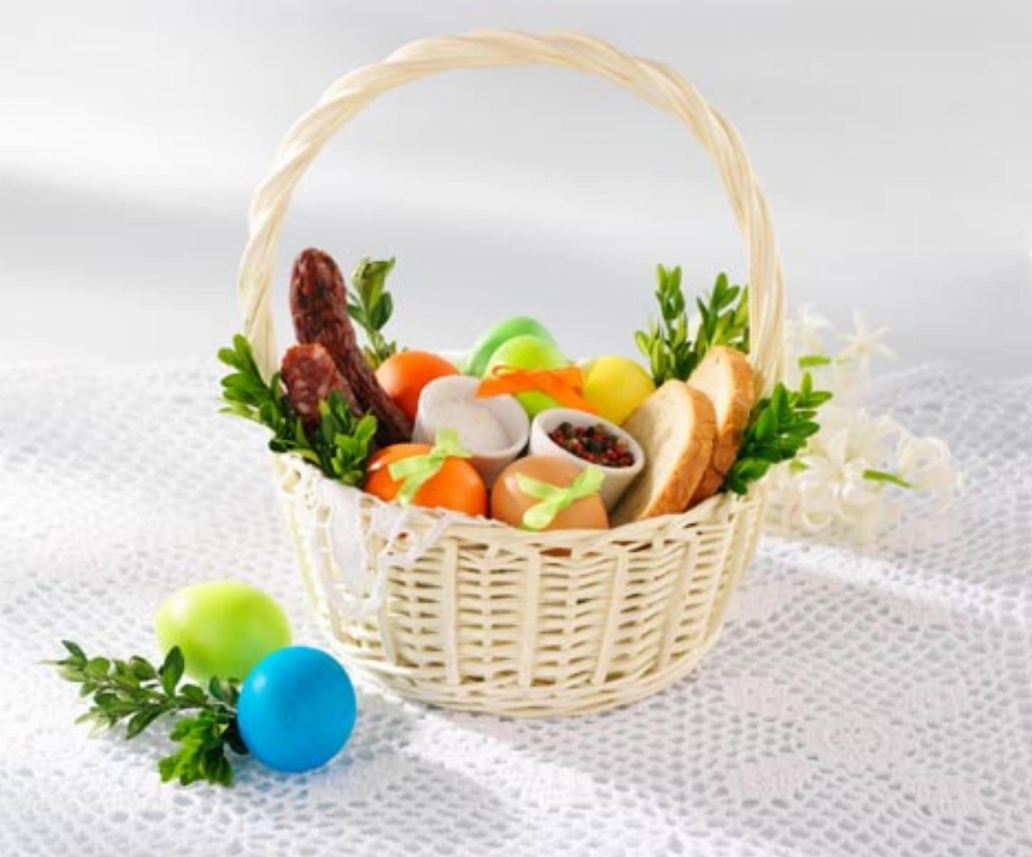 Koszyczek Wielkanocny Fot. ZM Pekpol