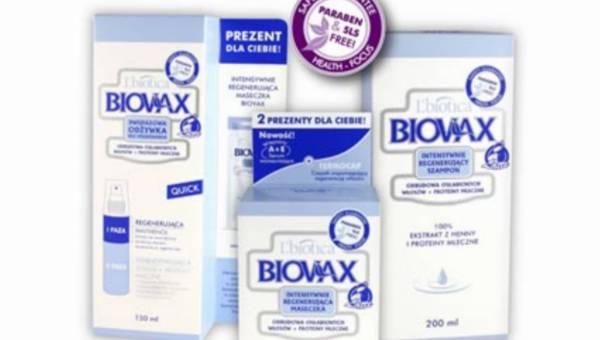 BIOVAX LATTE: odbudowa osłabionych włosów + proteiny mleczne zdrowie, piękno i królewski luksus
