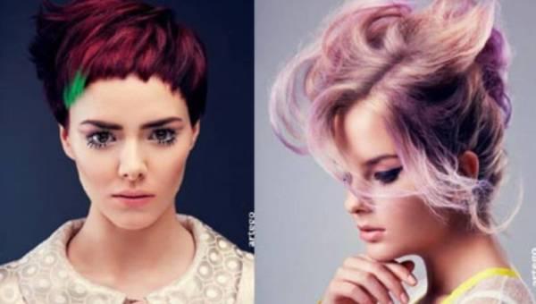 Fryzury w stylu lat 60-tych w nowej formie