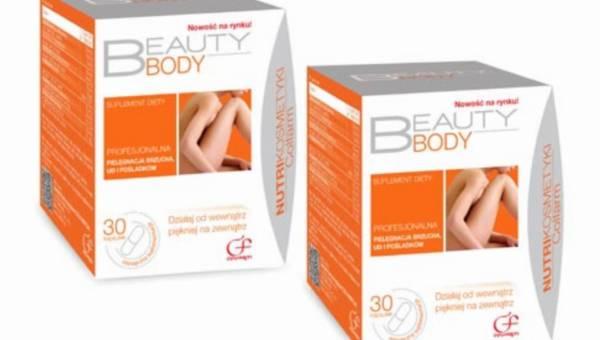 Beauty BODY – ujędrnia uda, pośladki, brzuch i biodra