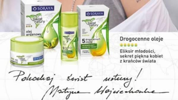 Martyna Wojciechowska Ambasadorką marki Soraya