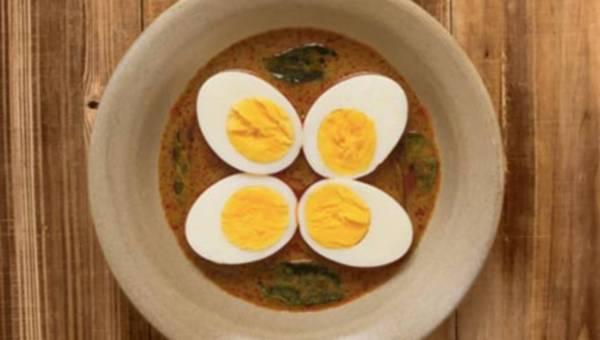 Egg Curry – Wielkanoc z indyjskim akcentem