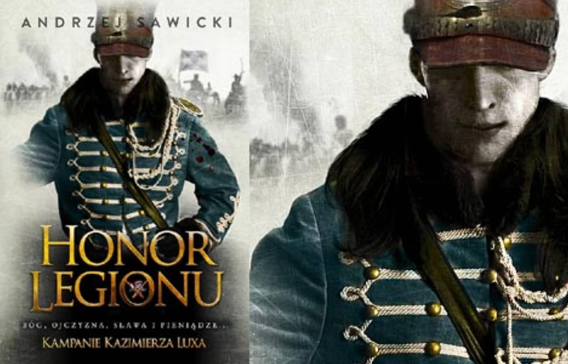 Andrzej Swicki - Honor Legionu