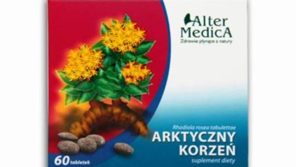 Arktyczny korzeń Alter Medica