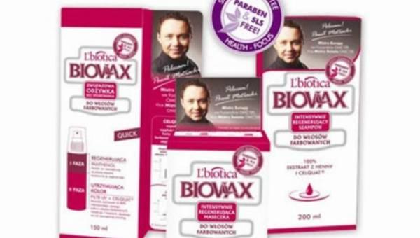 BIOVAX do włosów farbowanych: trwały kolor, intensywna pielęgnacja