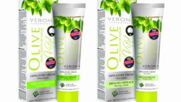 Skuteczna depilacja z Verona Products Professional!
