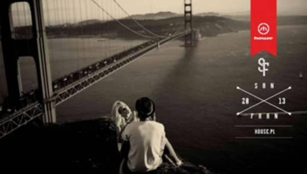 Wakacje w San Fran – letnia kampania HOUSE