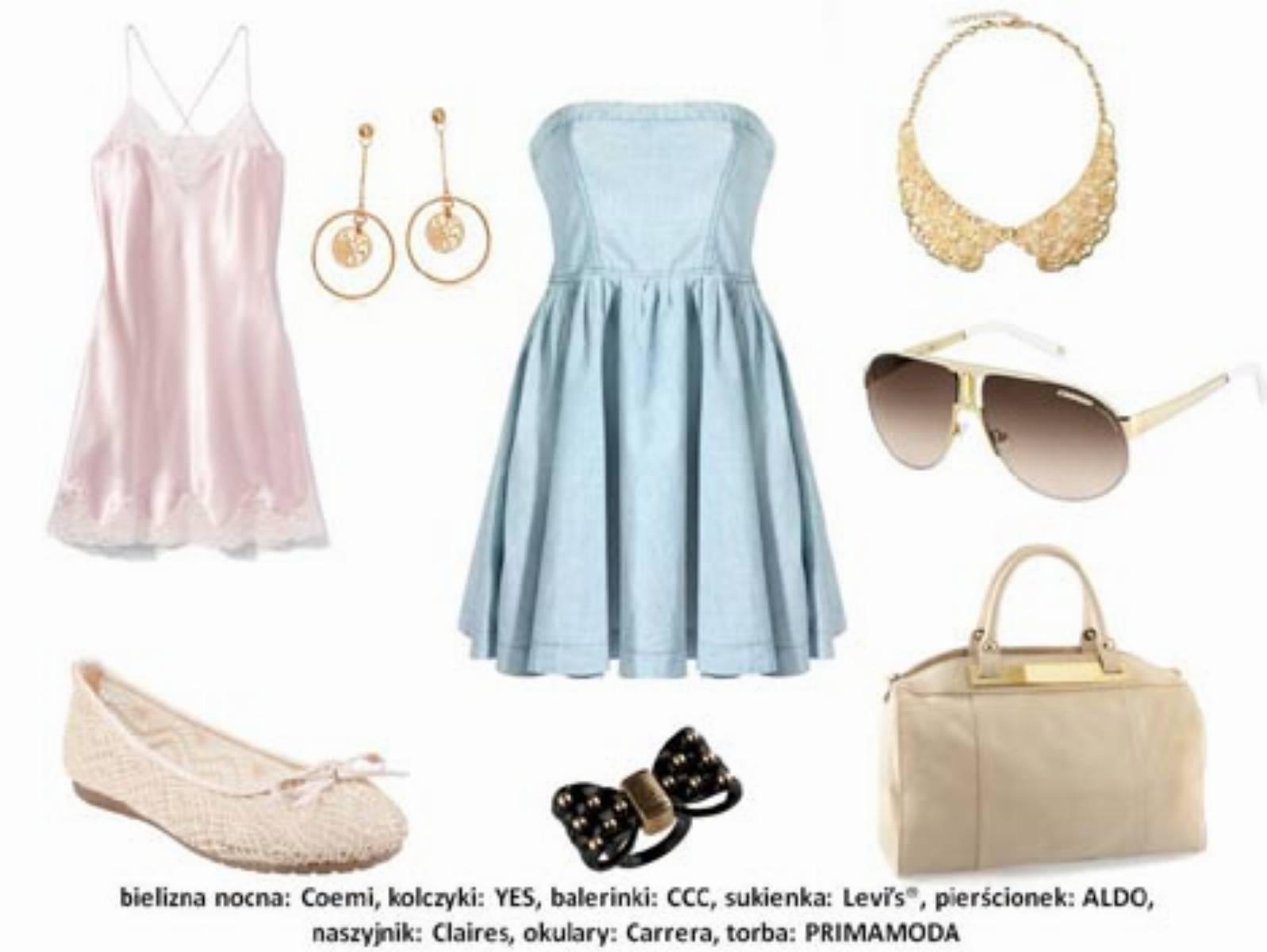 Moda na koronki - stylizacja (3)